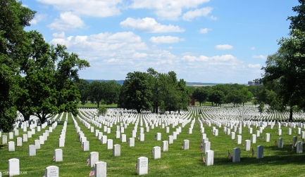 Arlington National Cemetery - spifftacular.wordpress.com