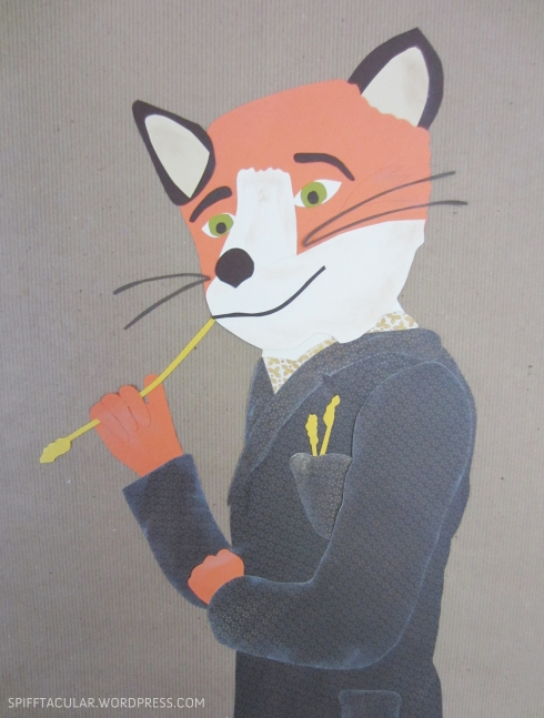 Pin the tail on the fox | spifftacular.