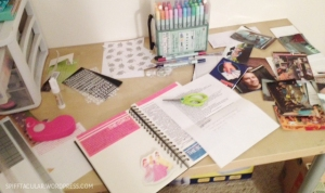 A creative mess is preferable to idle neatness.