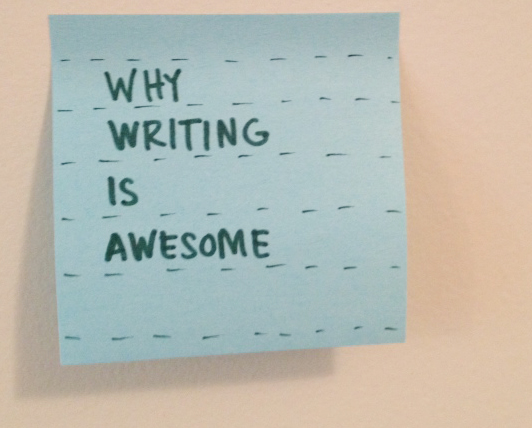 Writing Is Awesome