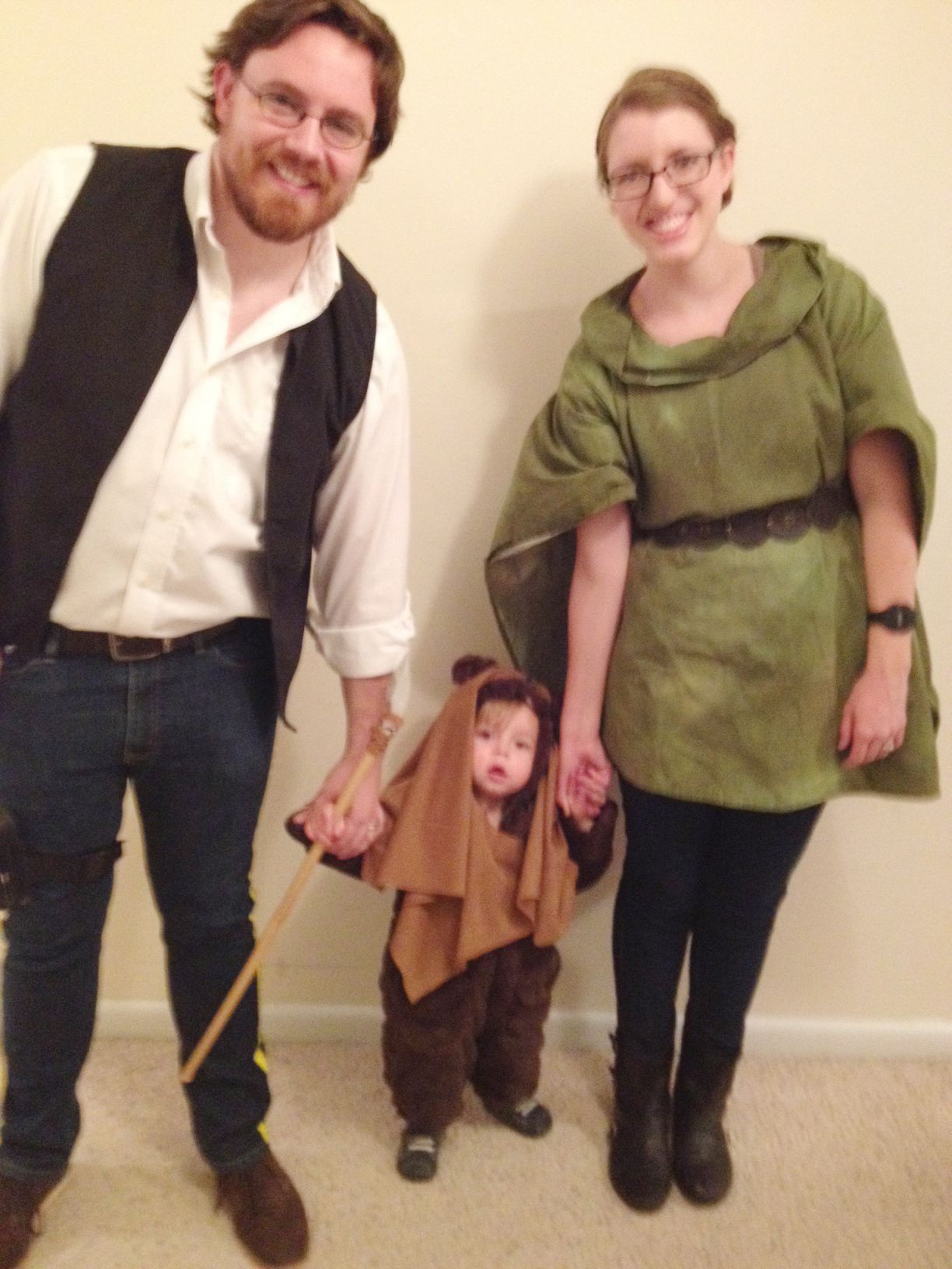 An error occurred.  sc 1 st  Follow Spifftacular - WordPress.com & Happy Halloween from baby ewok! | spifftacular.